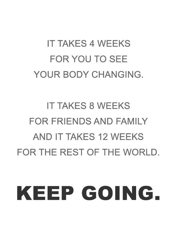 weight loss in wks